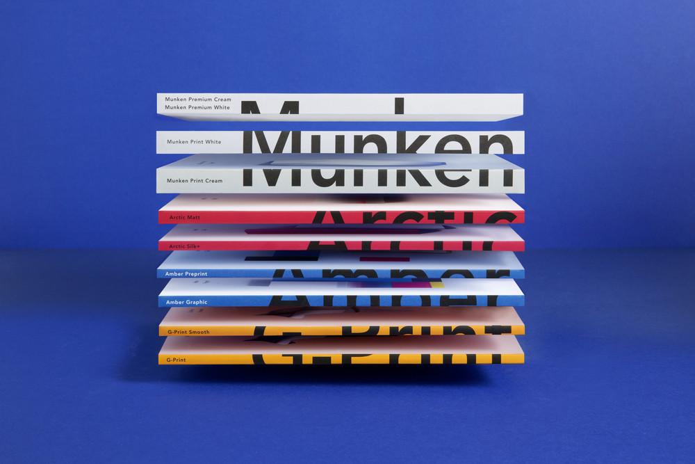 Munken : l'excellence d'Arctic Paper sera dans nos petits papiers !